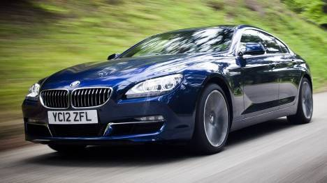 BMW 6 Series 2015 640d Design Pure Experience Exterior