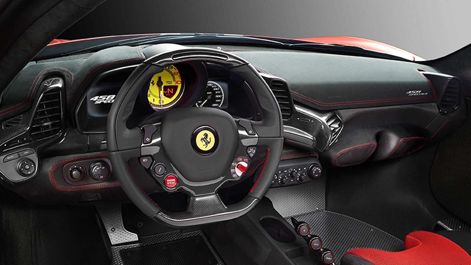 Ferrari 458 2015 Speciale Compare