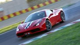 Ferrari 458 2015 Speciale Exterior