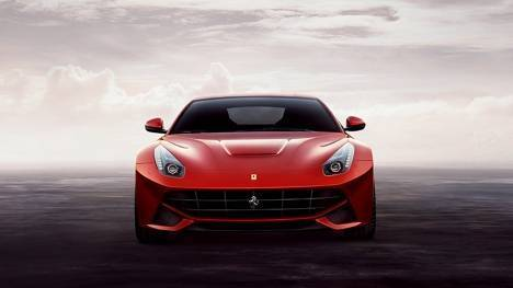 Ferrari F12 Berlinetta 2015 STD Comparo