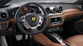 Ferrari California T 2015 STD Interior