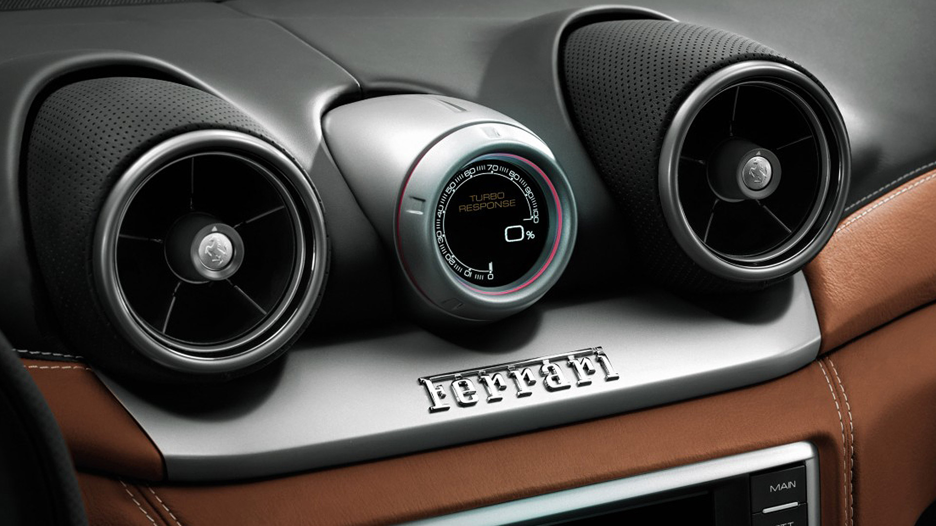 Ferrari California T 2015 STD Interior