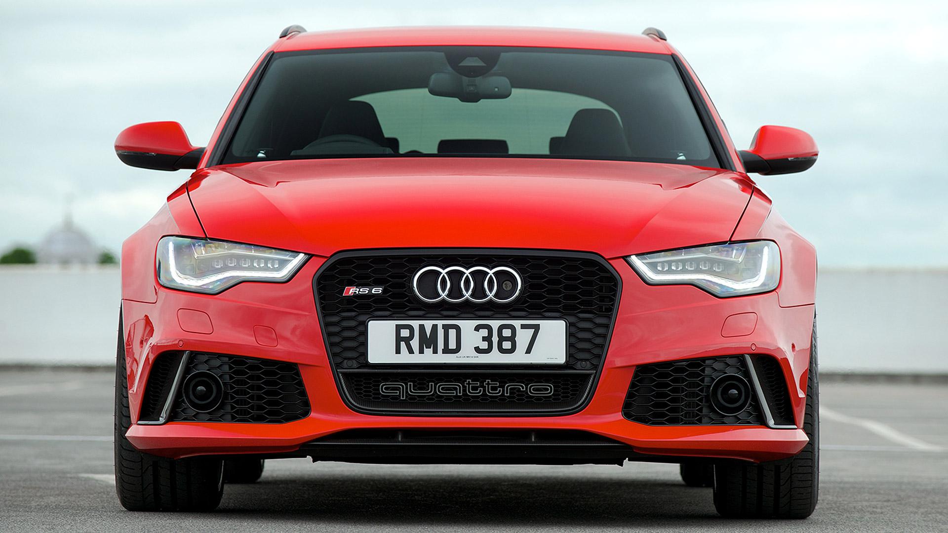 Audi RS 6 Avant 2015 STD Compare