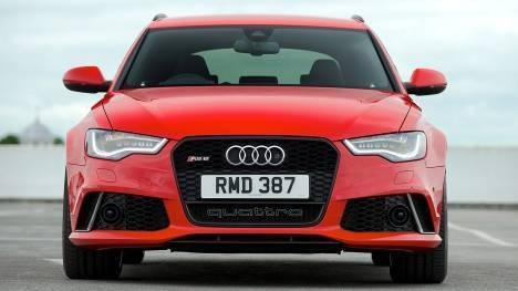 Audi RS 6 Avant 2015 STD Comparo