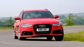 Audi RS 6 Avant 2015 STD Exterior