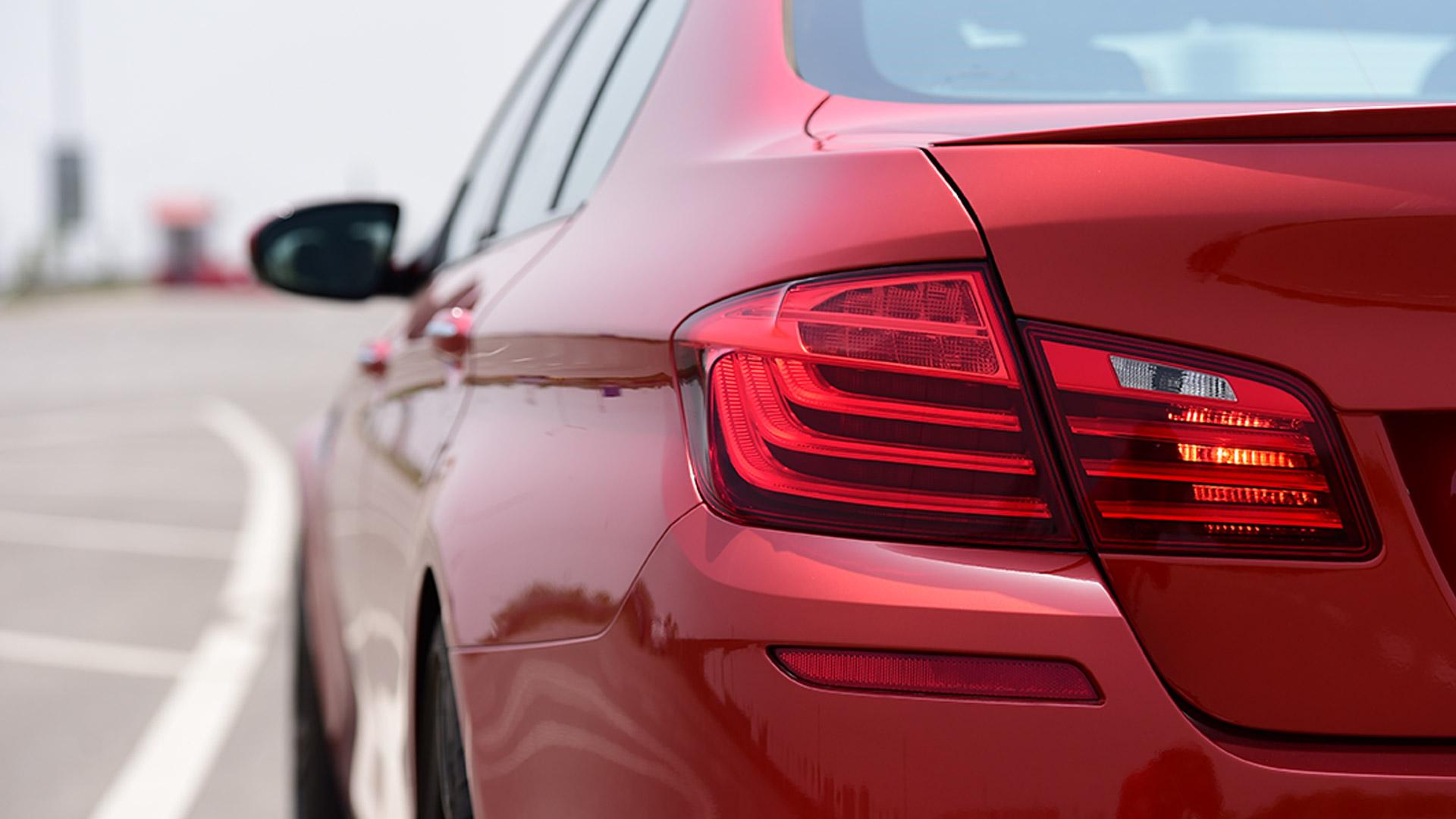 BMW M5 2014 STD Exterior