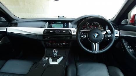 BMW M5 2014 STD Interior
