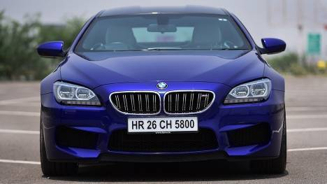 BMW M6 Gran Coupe 2015 STD Comparo