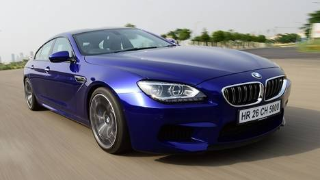 BMW M6 Gran Coupe 2015 STD Exterior