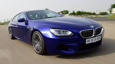 BMW M6 Gran Coupe 2015 STD Exterior