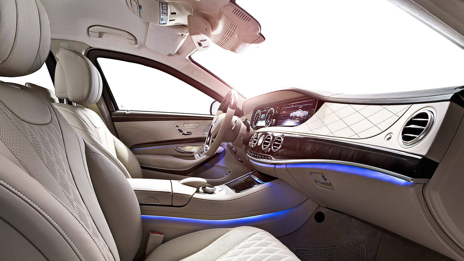 Mercedes Benz S600 guard 2015 STD Exterior
