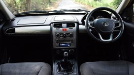 Tata Safari Storme 2015 VX BS4 4x4 Interior