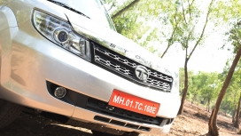 Tata Safari Storme 2015 VX BS4 4x4 Exterior