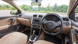 Volkswagen Vento 2015 Interior