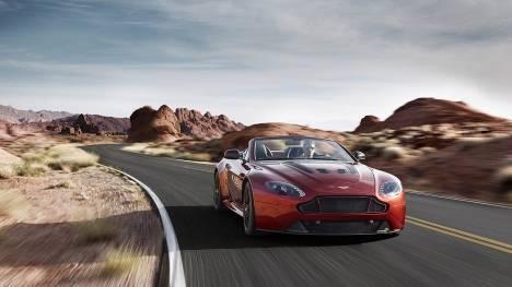 Aston Martin Vantage V12 S 2013 STD Exterior