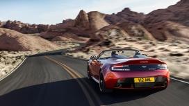 Aston Martin Vantage V12 S 2013 Roadster Exterior