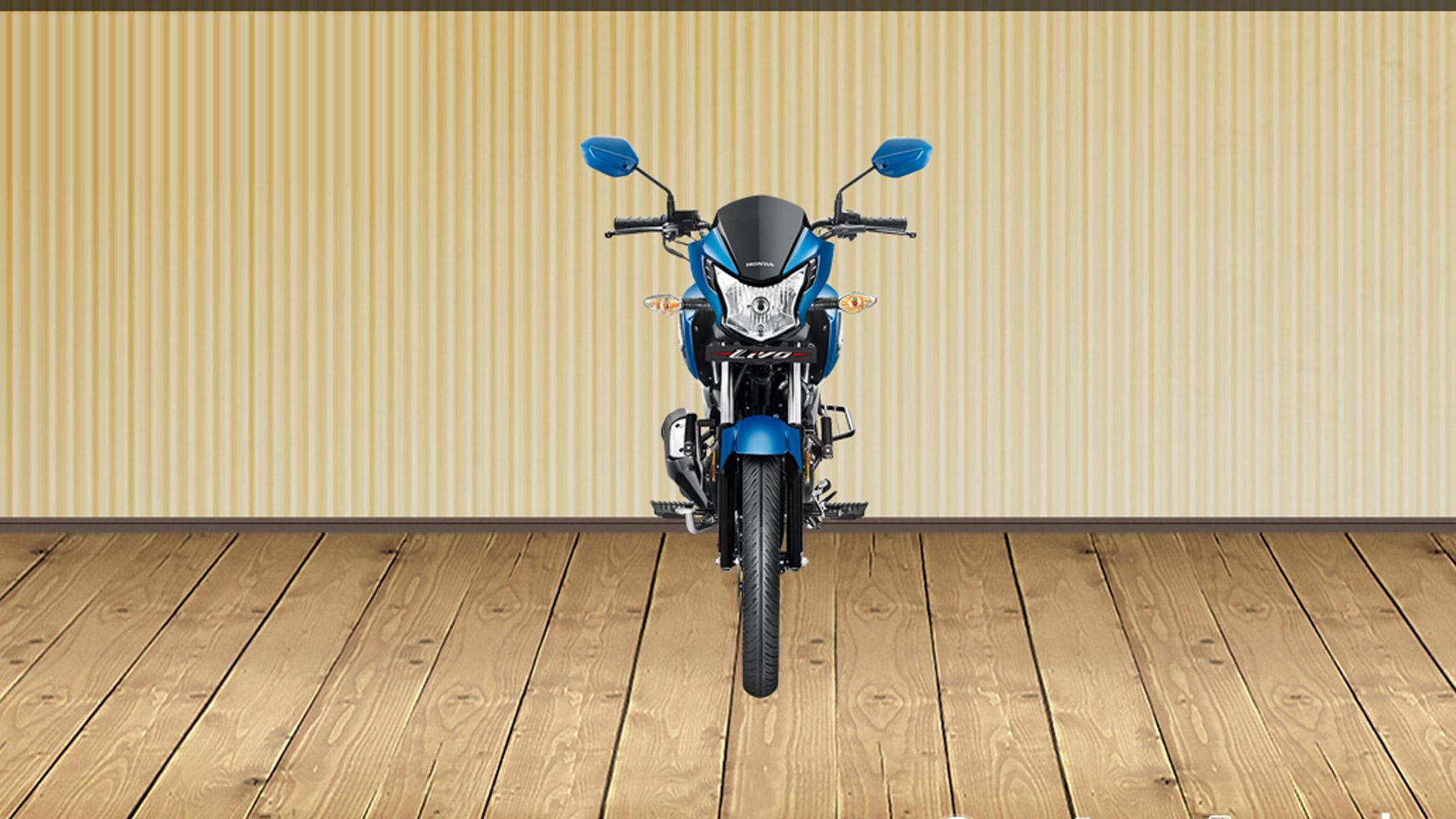 Honda Livo 2015 Disc Compare