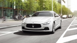 Maserati Ghibli 2015 STD Exterior