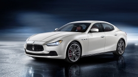 Maserati Ghibli 2015 STD Compare