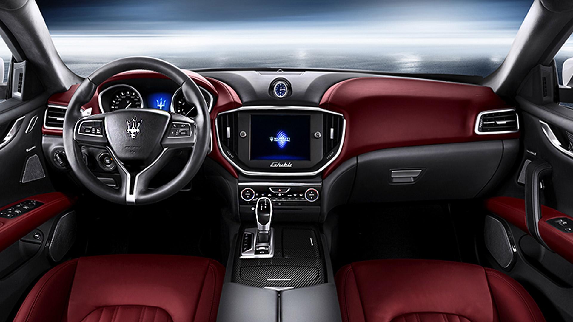 Maserati Ghibli 2015 STD Interior Car Photos - Overdrive