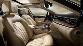 Maserati Quattroporte 2015 STD Interior