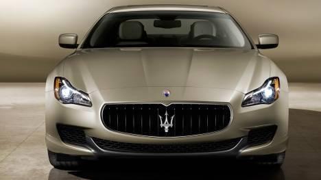 Maserati Quattroporte 2015 GTS Comparo
