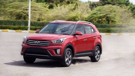 Hyundai Creta 2016 1.6 SX Plus petrol AT