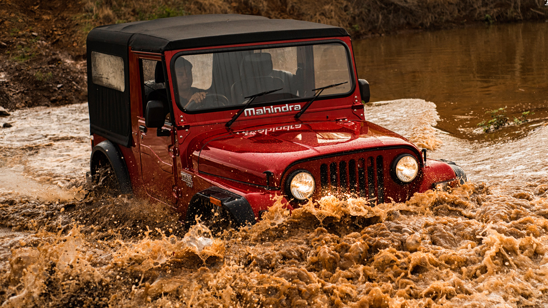 Mahindra Thar 2015 Price Mileage Reviews Specification Gallery