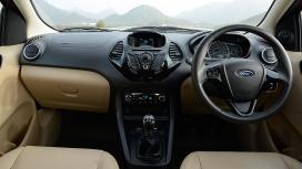 Ford Figo Aspire 2015 Diesel 1.5MT Titanium Interior