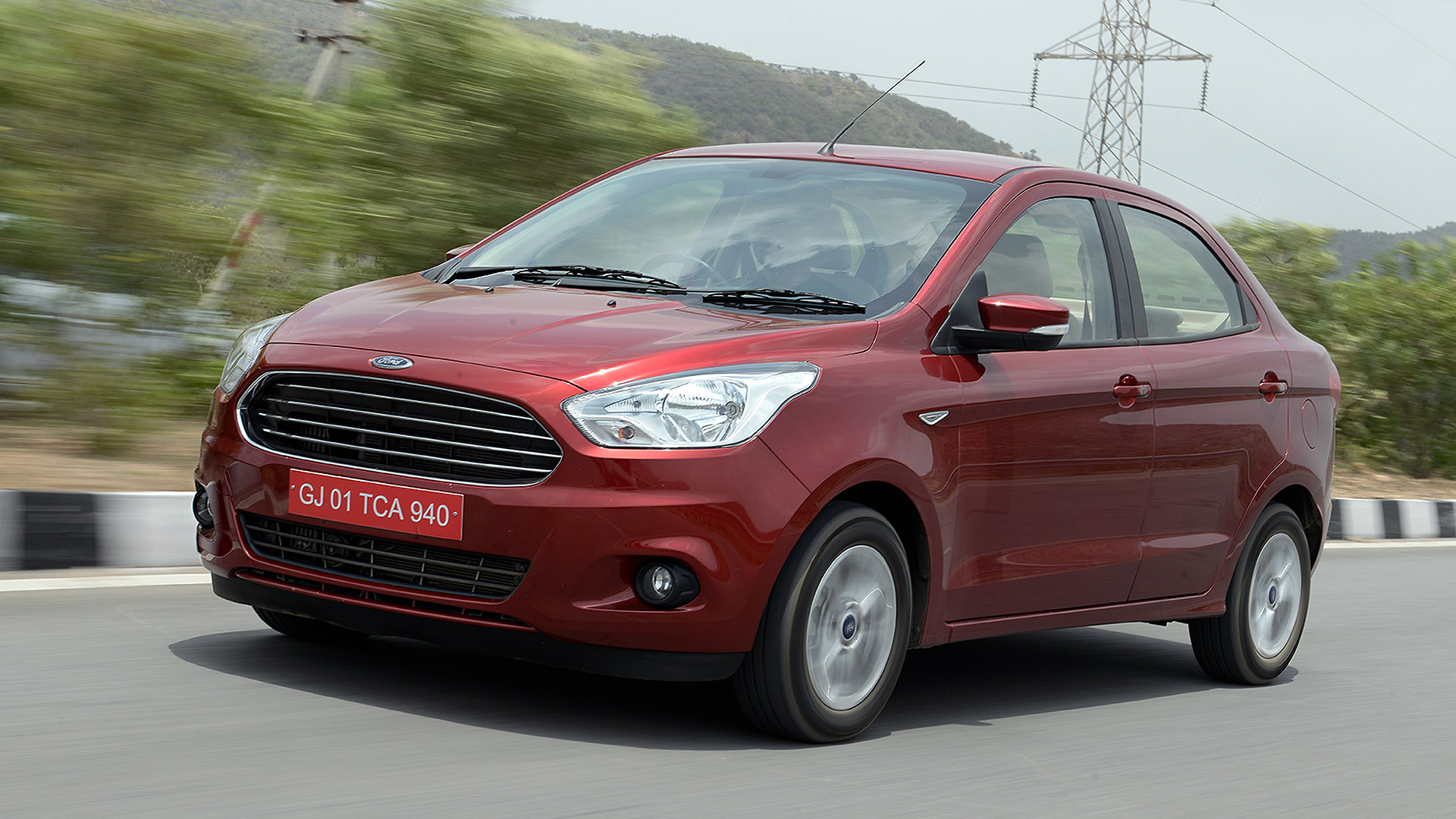 Ford Figo Aspire 2017 Diesel 15MT Sports Edition Exterior