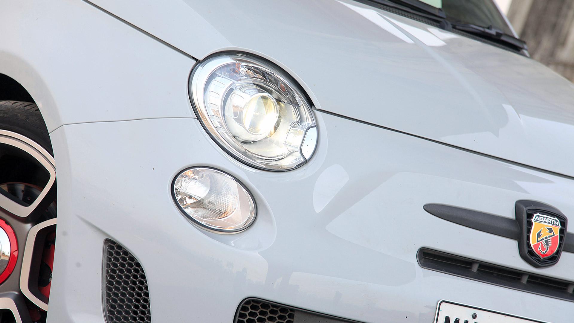 Fiat Abarth 595 2015 Competizione Exterior