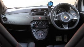 Fiat Abarth 595 2015 Competizione Interior