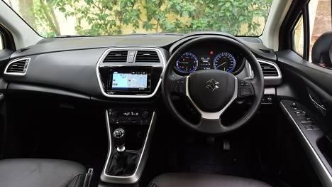 Maruti Suzuki S-Cross 2017 Diesel Std 320 Interior
