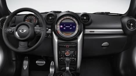 Mini Cooper D 2015 5-door Interior