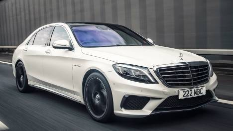Mercedes-Benz S-Class 2016 S63 AMG Sedan	 Exterior