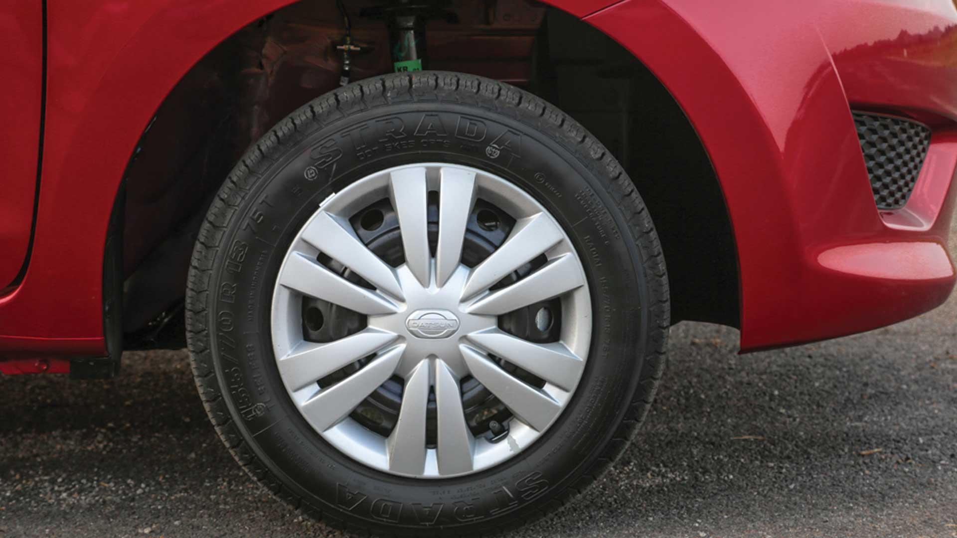 Datsun-go 2015 D Exterior