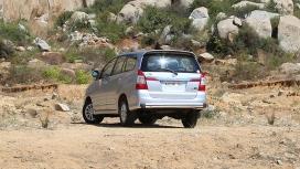 Toyota Innova 2015 2.5G 7 Seater Exterior