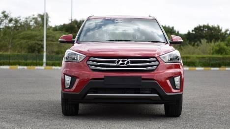 Hyundai Creta 2017 1.4 E Plus diesel Comparo