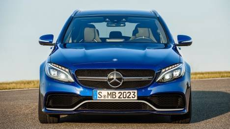 Mercedes-Benz C 63 AMG 2015 S Comparo