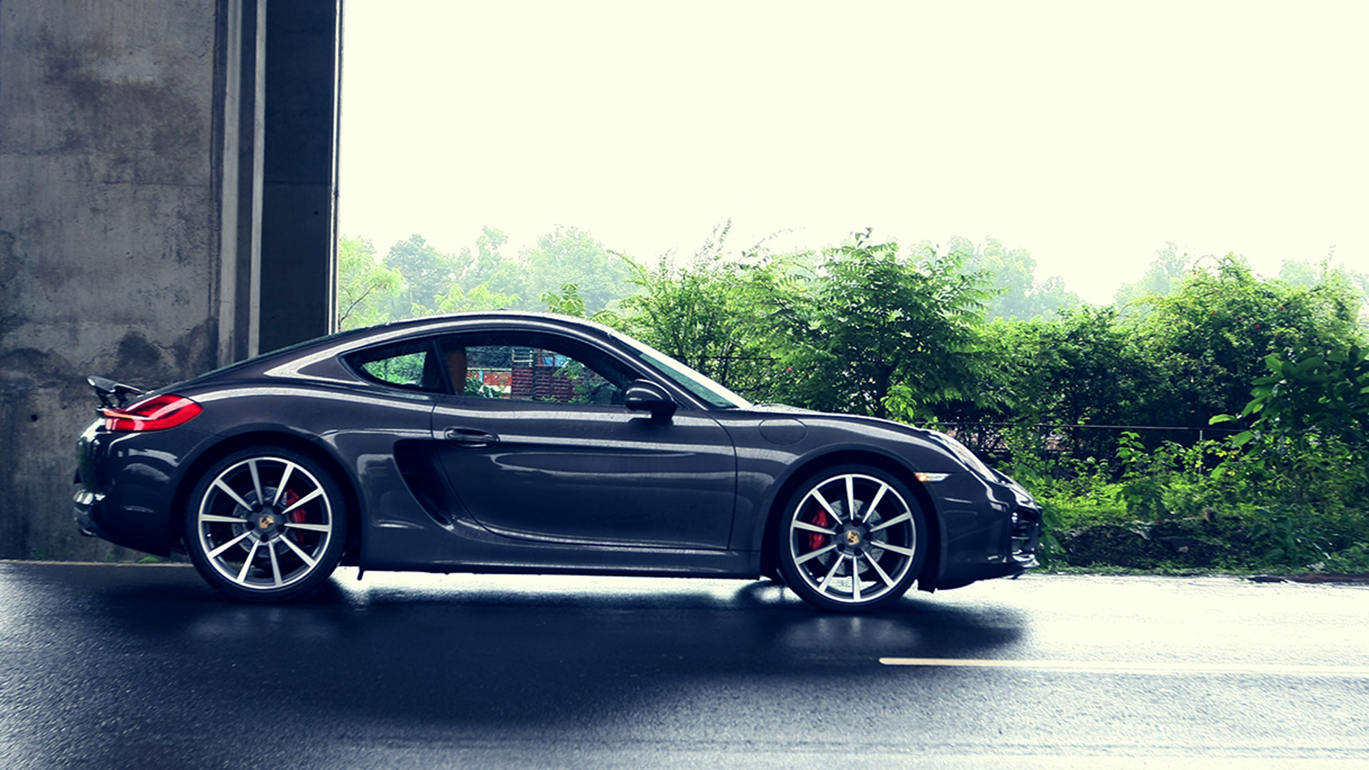 Porsche Cayman 2015 S Exterior