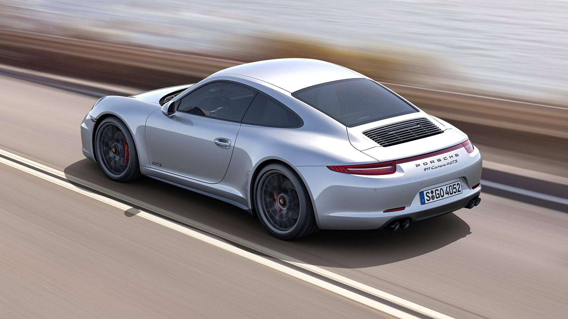Porsche 911 2015 Carrera 4 GTS Exterior