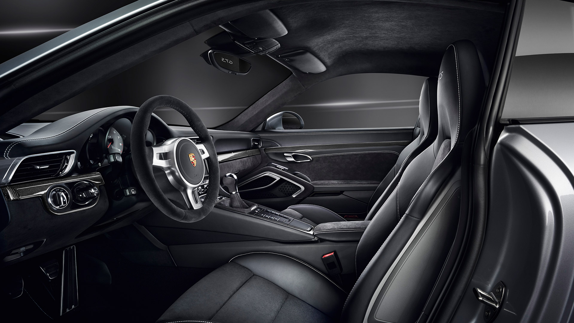 Porsche 911 2015 Carrera 4 GTS Interior