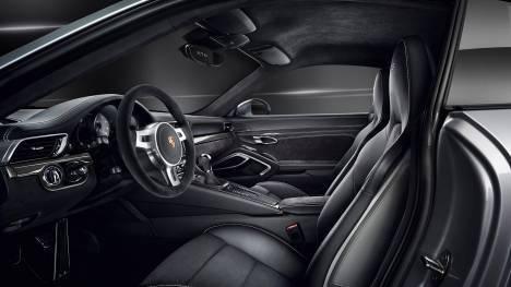 Porsche 911 2015 Turbo S Cabriolet Interior
