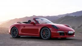 Porsche 911 2015 Carrera GTS Cabriolet Compare