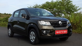 Renault Kwid 2015 STD Exterior