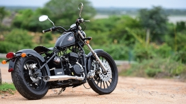 Regal Raptor Bobber 2015 STD Compare