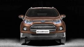 Ford Ecosport 2015 1.5 Petrol Titanium AT Exterior