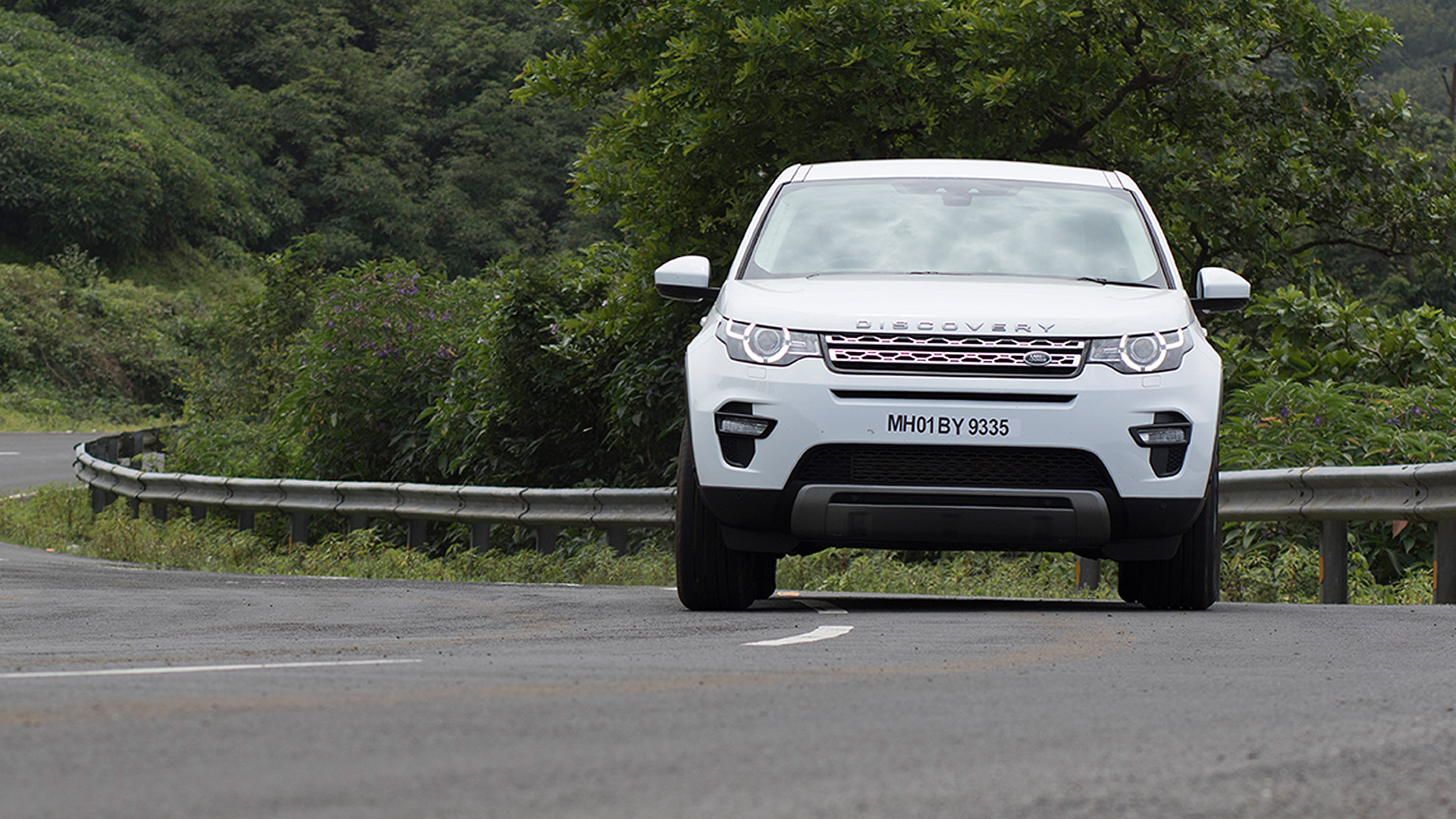 Land Rover Discovery Sport 2015 HSE Exterior