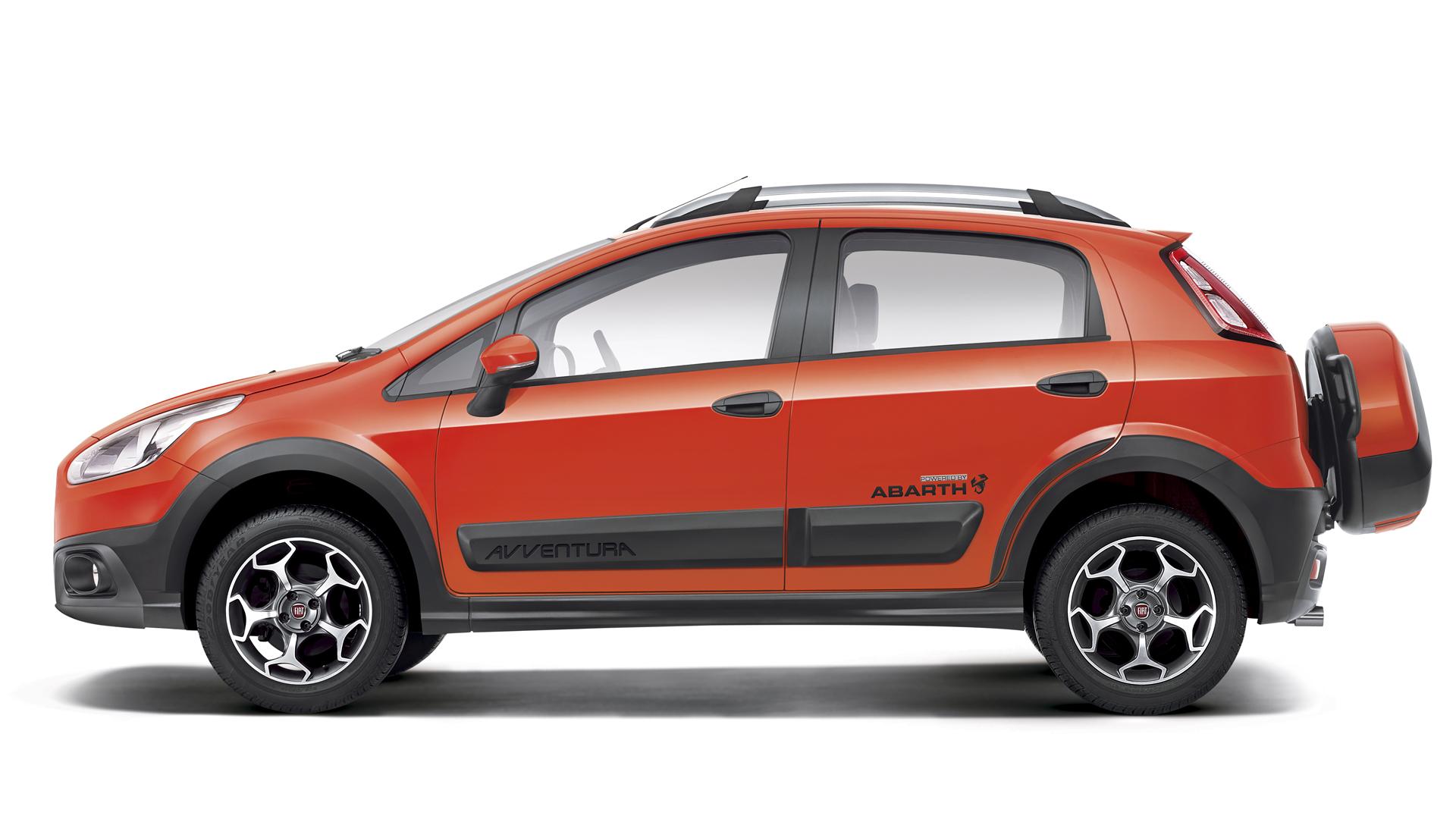Fiat Abarth Avventura 2015 STD Exterior