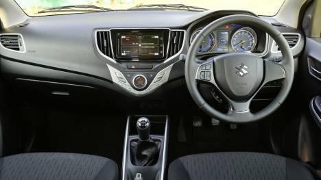 Maruti Suzuki Baleno 2017 RS Alpha Petrol Interior